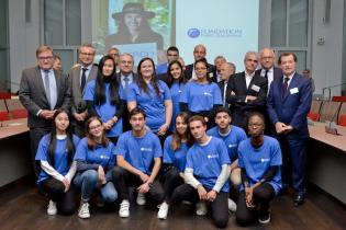 Soirée annuelle de la Fondation Paris-Dauphine