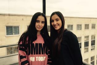 Inès et Chirine 2