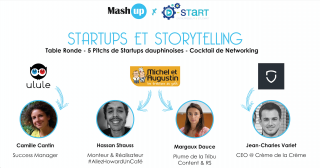 Mash Up Incubateur