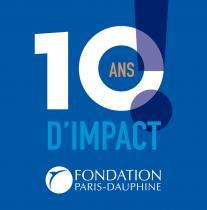 Logo 10 ans fondation