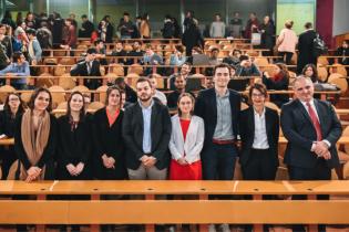 Prix Jeune Chercheur 2019 Dauphine