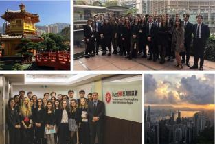 Voyage à HK Master Marchés financiers 2019