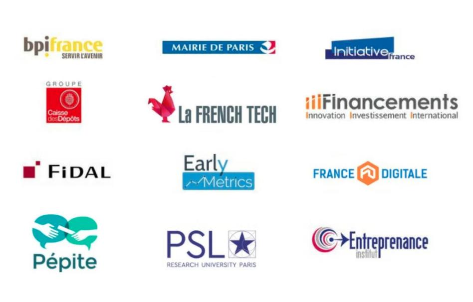 Partenaires Incubateur 2018