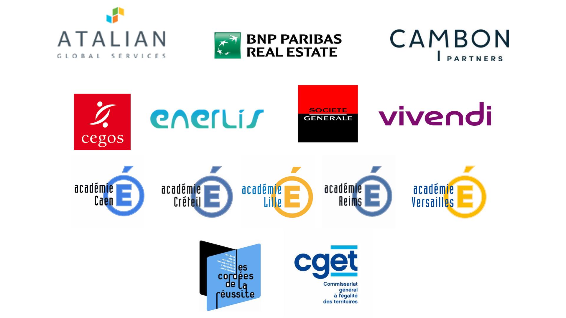 Partenaires EDC 2019